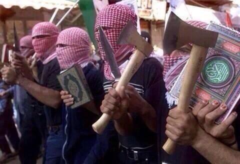Islamic axes