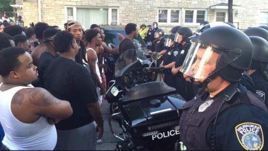 Milwaukee Nigger Riot