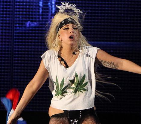 lady-gaga-drug-addict