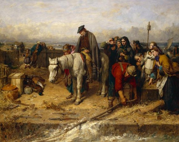 Highland Clearances following the Jacobite Defeat