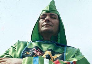 Lu Klux Klan Green Dragon Bob Jones
