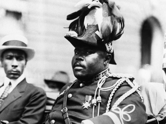 Marcus Garvey, Big Black Man
