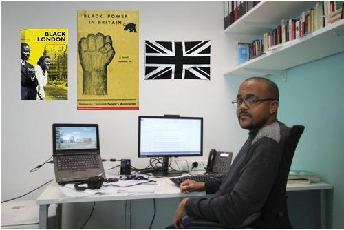 Dr Kehinde Andrews, Ebony Blog