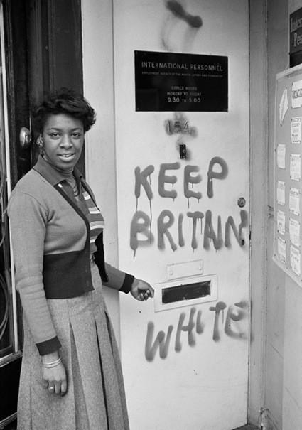 Keep Britain White