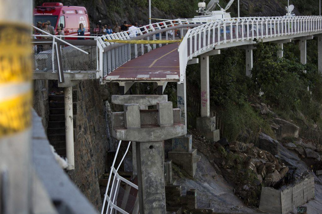 Tim Maia bike bath in Rio de Janeiro