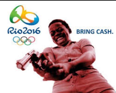 Rio 2016 Olympics Joke