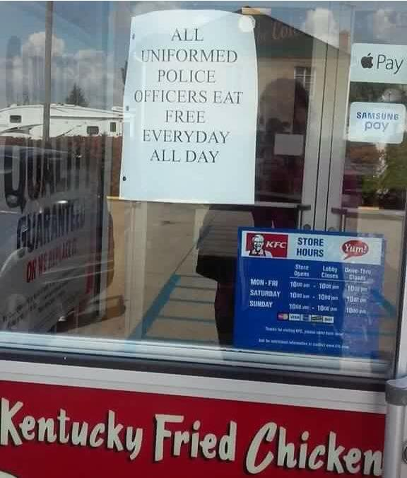 kfc-white-cop-free-meal-deal